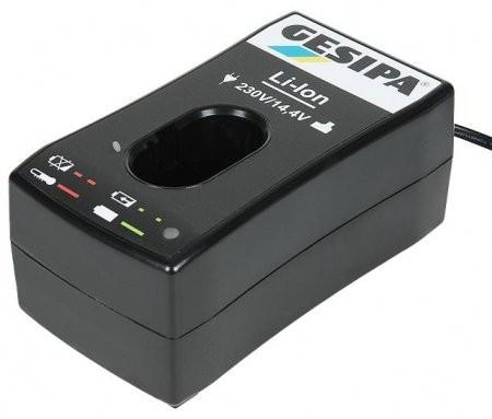 Schnellladegerät für GESIPA Akku 14.4 Li-Iion