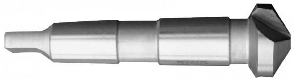 Kegelsenker HSS-Co5% 120°, mit MK-Schaft