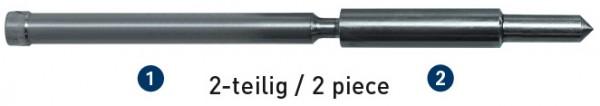Auswerferstift 2-tlg 7.98 x 130 mm