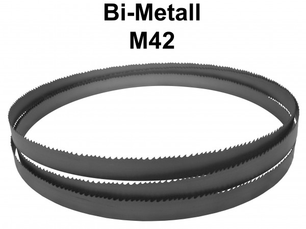 Metallsägeband Bi-Metall M42