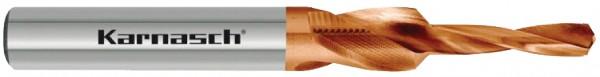 Kurz-Stufenbohrer 90°, HSS-XE TITAN-TEC, mit langer Bohrstufe